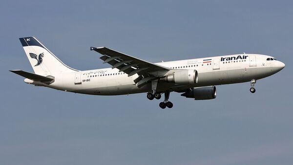 Iran Air Airbus A300B4-605R EP-IBC  - Sputnik International
