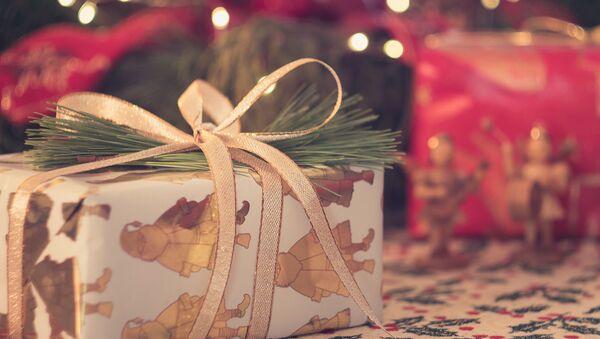 Christmas gift - Sputnik International