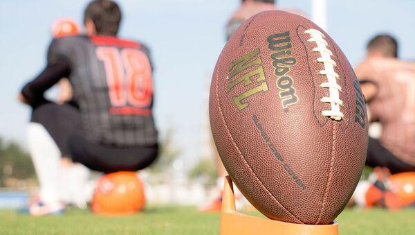Wilson football, NFL - Sputnik International