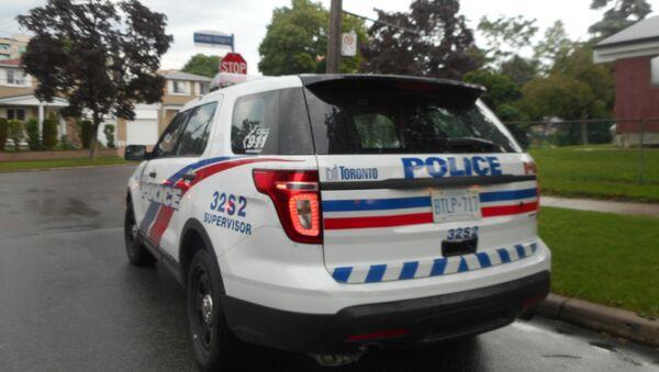 Toronto Police Supervisor - Sputnik International