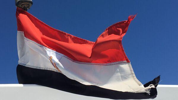 The flag, Hurghada, Egypt - Sputnik International