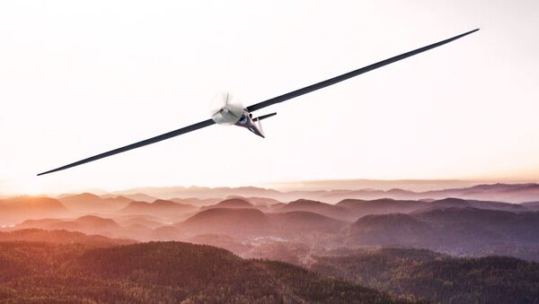The Ultra Long Endurance Aircraft Platform, or Ultra LEAP, is depicted. The Ultra LEAP consists of a high-performance, cost-effective, sport-class commercial airframe converted to a fully automated system with autonomous takeoff and landing capabilities. - Sputnik International