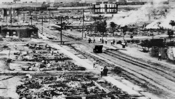 Tulsa Race Massacre - Sputnik International