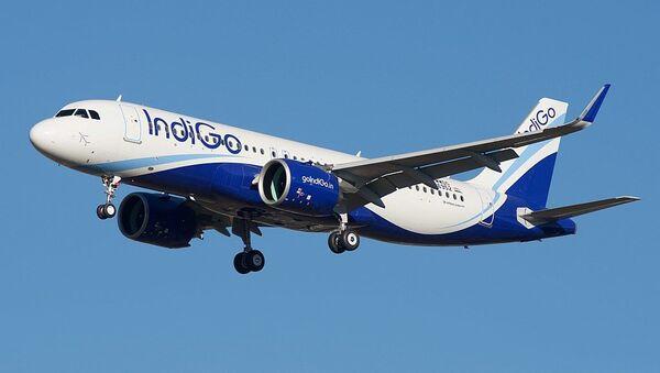 IndiGo Airbus A320  - Sputnik International