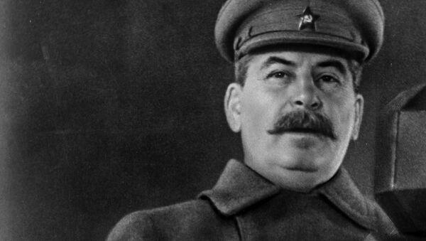 Stalin - Sputnik International