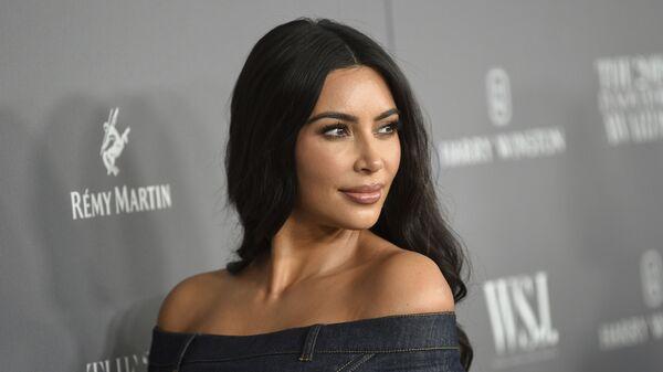 Television personality Kim Kardashian West attends the WSJ. Magazine 2019 Innovator Awards at the Museum of Modern Art on Wednesday, Nov. 6, 2019, in New York. - Sputnik International