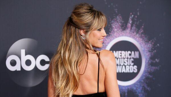 2019 American Music Awards – Arrivals – Los Angeles, California, U.S., November 24, 2019 – Heidi Klum - Sputnik International