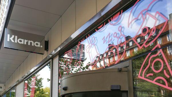 Klarna Storefront Entrance - Sputnik International