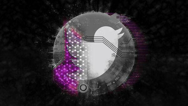 Twitter Logo, Cyber - Sputnik International