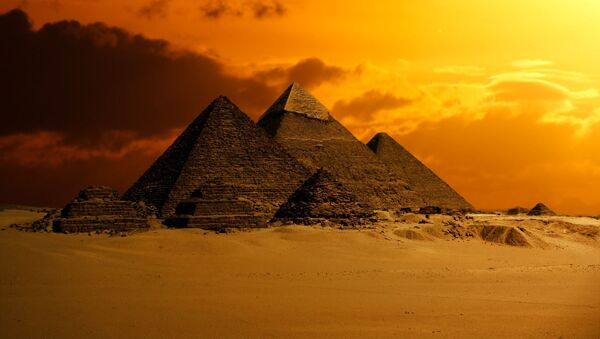 Pyramids - Sputnik International