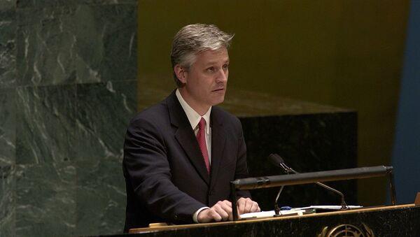 United States National Security Advisor Robert C. O'Brien - Sputnik International