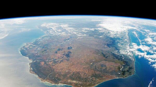 South Side of Madagascar from ISS - Sputnik International