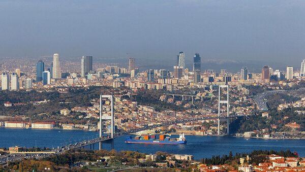 Bosphorus Bridge  - Sputnik International