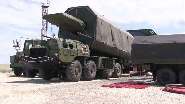 Avangard hypersonic missile system - Sputnik International