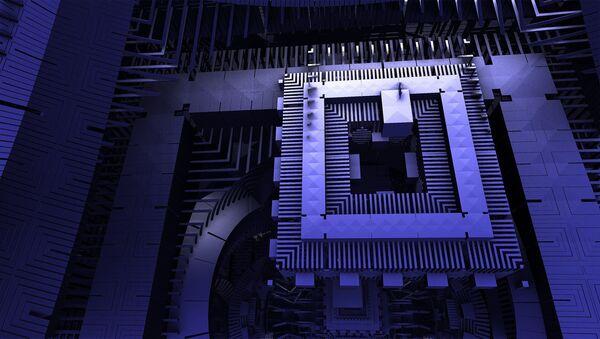 Quantum computer  - Sputnik International