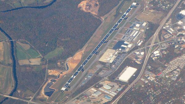 Asheville Regional Airport - Sputnik International