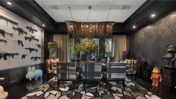 LA Home owned by McGraw Family Trust - Sputnik International