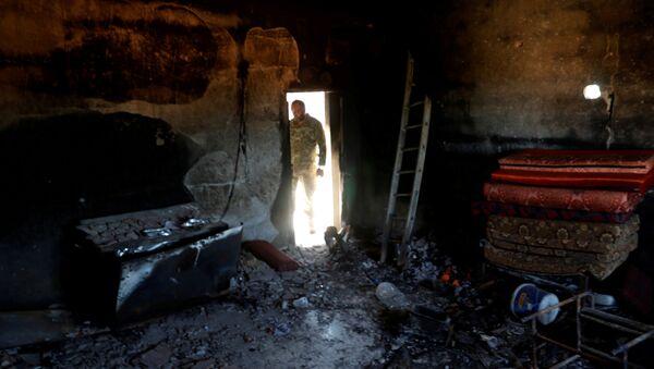 A fighter loyal to Libya's U.N.-backed government (GNA) - Sputnik International