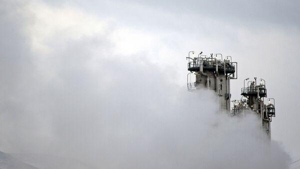 This Jan. 15, 2011 file photo, shows a part of Arak heavy water nuclear facilities, near the central city of Arak, 150 miles (250 kilometers) southwest of the capital Tehran, Iran. - Sputnik International