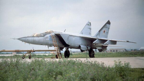 MiG-25, file photo. - Sputnik International