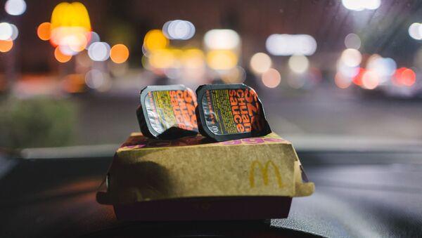 McDonald's sauce - Sputnik International