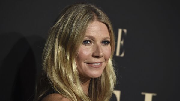 Gwyneth Paltrow arrives at the 26th annual ELLE Women in Hollywood Celebration at the Four Seasons Hotel on Monday, Oct. 14, 2019, in Los Angeles. - Sputnik International