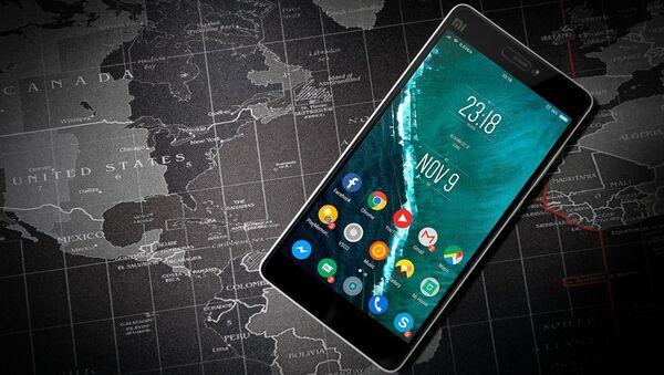 Android Apps Launcher Mobile Phone - Sputnik International