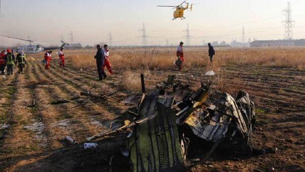 Iran Ukraine Plane Crash - Sputnik International