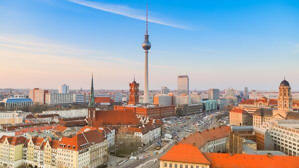 Berlin aerial view - Sputnik International
