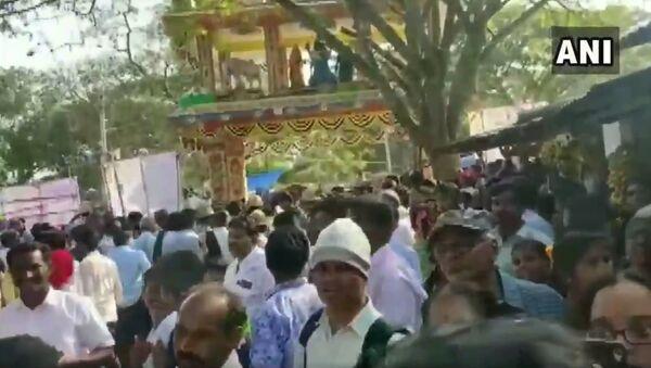 Gavi Rangappa Temple in Billenahalli - Sputnik International