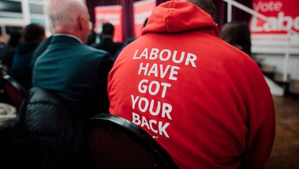 UK labour party  - Sputnik International