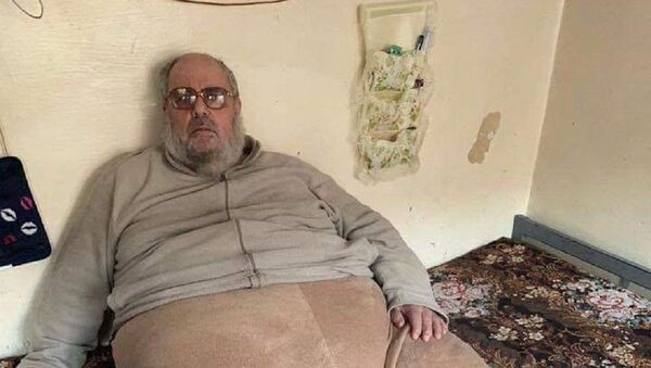 Daesh hate preacher Abu Abdul Bari, 'Jabba the Jihadi' - Sputnik International