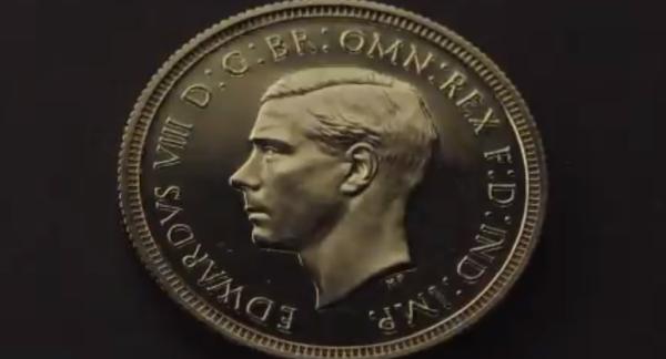 Rare Coin Featuring UK King Edward VIII - Sputnik International