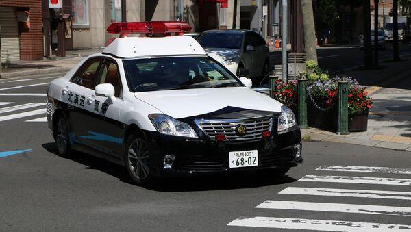 Police car in Japan - Sputnik International