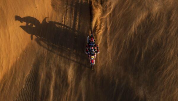 Sand, Heat, Roar of Engines: Best Moments of 2020 Dakar Rally in Saudi Arabia - Sputnik International