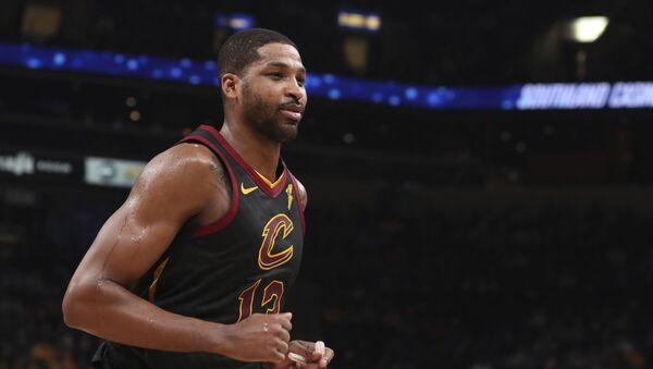 Cleveland Cavaliers forward Tristan Thompson - Sputnik International
