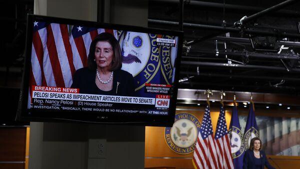 Speaker of the House Nancy Pelosi - Sputnik International