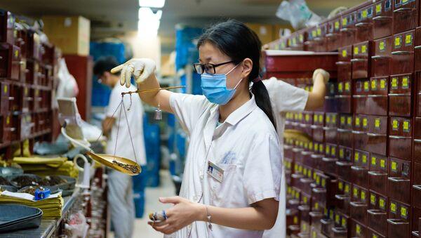 Jiangsu Chinese Medical Hospital (Nanjing, China) - Sputnik International