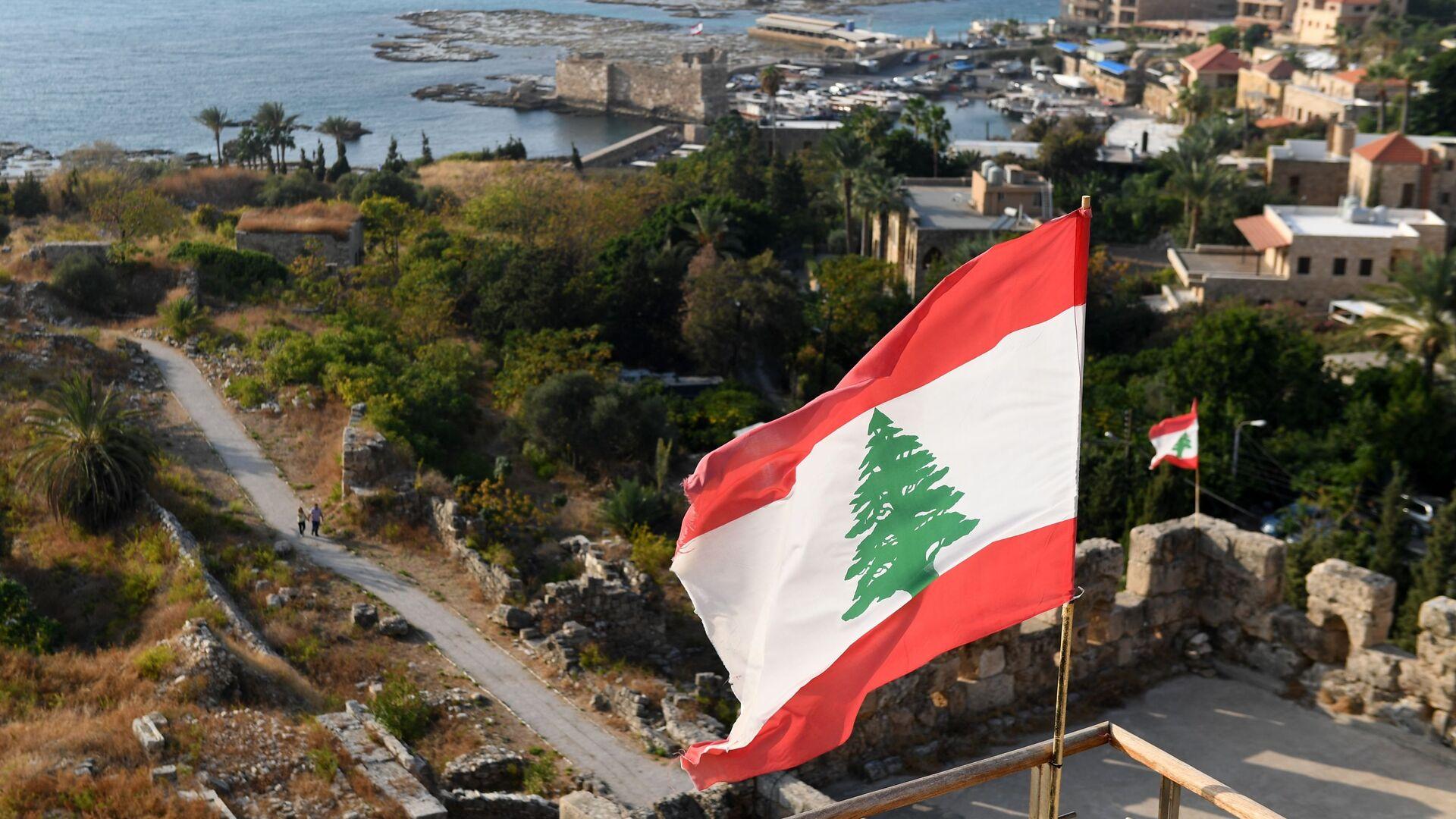 Lebanese flag - Sputnik International, 1920, 23.09.2021