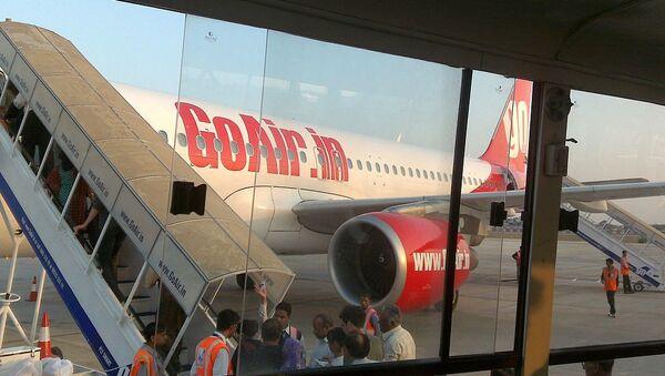 GoAir at Jaipur - Sputnik International