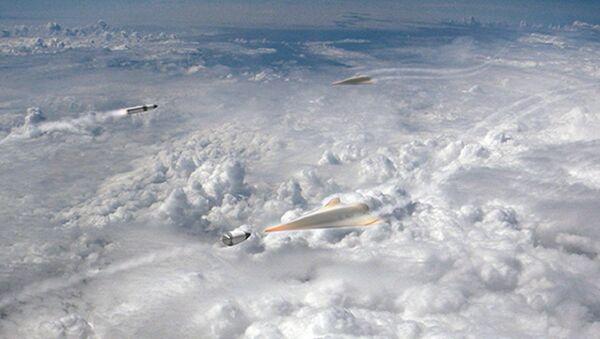 Glide Breaker programme - Sputnik International