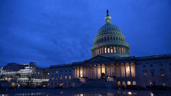 The US Capitol  - Sputnik International
