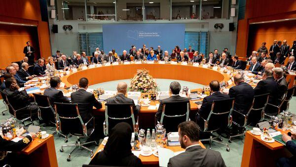 The Libya summit in Berlin, Germany - Sputnik International