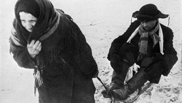 Russia Marks the 75th Anniversary of the 872-Day Nazi Siege of Leningrad - Sputnik International