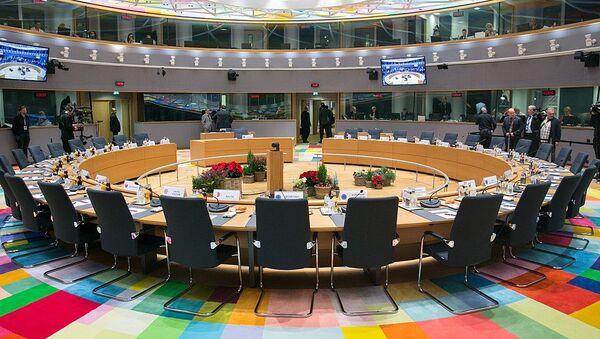 European Council - Sputnik International