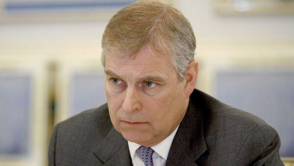 Prince Andrew, The Duke of York - Sputnik International