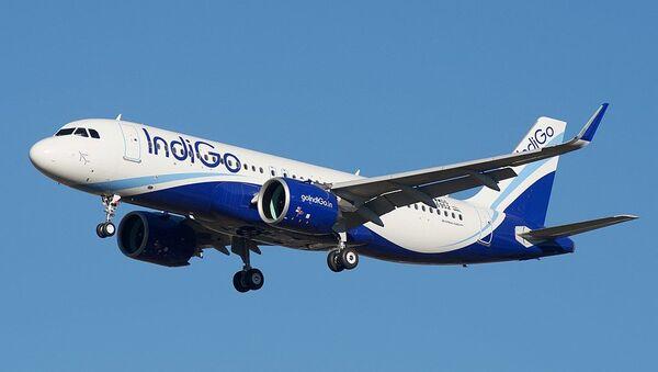 IndiGo Airbus A320neo F-WWDG - Sputnik International