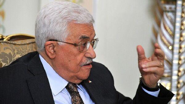 President of the Palestinian Authority Mahmoud Abbas - Sputnik International