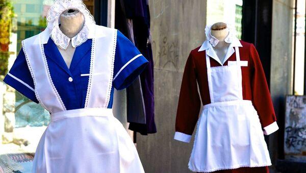 Maids uniform - Sputnik International