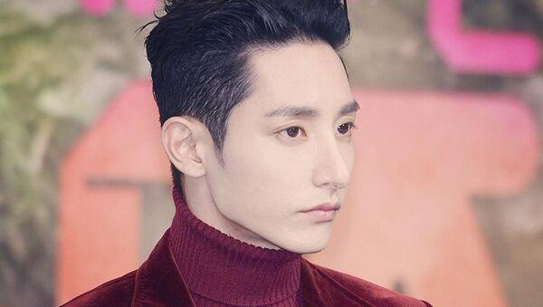 South Korean actor Lee Soo-hyuk - Sputnik International